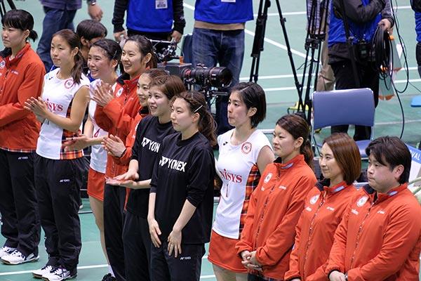 日本ユニシス女子チーム